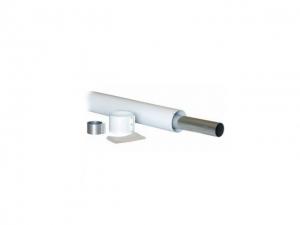 Удлинитель трубы коаксиальный Westen-Baxi 1000мм