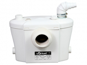 Установка канализационная Sprut WCLIFT560/3F