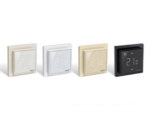 Терморегулятор Devi Reg Smart, белый, сенсорный, интеллектуальный таймер
