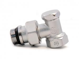 Клапан отсечной угловой Giacomini R16X033 1/2''