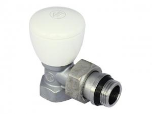 Клапан ручной угловой Giacomini R5X033 1/2''x1/2''