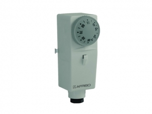 Термостат накладной Afriso 20-90С внешн., регул.