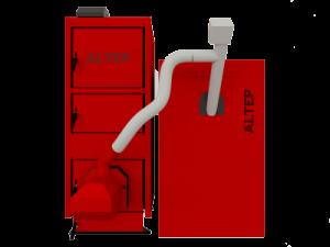 Котел твердотопливный Altep KT-2EPG 27 кВт