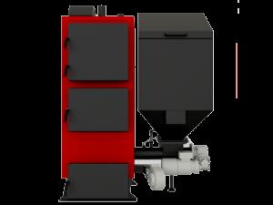 Котел твердотопливный Altep KT-2E-SH 38 кВт