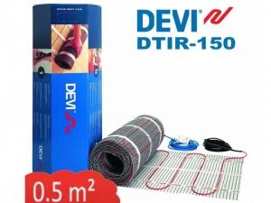 Мат нагревательный Devi DTIR-150  823 12м 6,0м2
