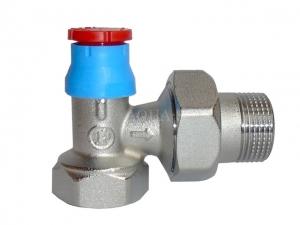 Клапан термостатический угловой Giacomini R401X035 1''