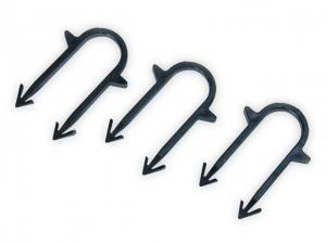 Скрепки U-образные (скобы) Purmo - 300  шт./уп. FBMACLI120P300P0