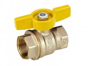 Клапан шаровой полнопроходной Giacomini R911X004 3/4'' DADO