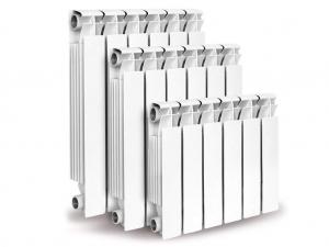 Радиатор биметалический Summer 500x76 (сборка по 10 секций)