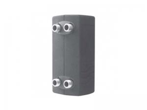 Теплоизоляция для паяного теплообменника Danfoss ХВ 12 H:10-52; М:10-40; L:10