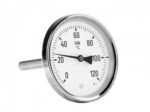 Термометр для котла Afriso 63/45 0-120С